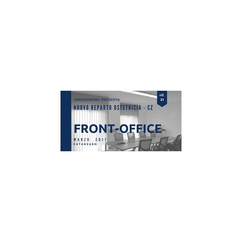FRONT-OFFICE reparto Ostetricia-Ginecologia